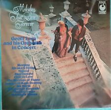 DISQUE 33 TOURS GEOFF LOVE AND HIS ORCHESTRA IN CONCERT