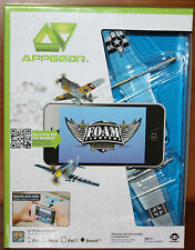 APPGEAR FOAM FIGHTERS Europe Mobile Application Game - iPAD 2/iPHONE 4/ANDROID