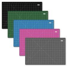 A1 Free Shipping 36L x 24W Inch Colorful 5 Layers PVC Self Healing Cutting Mat