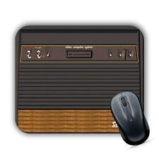 8bit RETRO GAME CONSOLE Atari 2600 Inspired Mouse Mat Pad Video Gaming Laptop PC