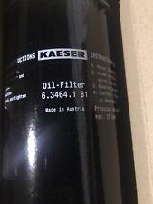 Kaeser Air Compressor Oil Filter 6.3464.0 6.3464.1 Oem Original Part Service