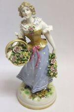 Jugendstil (1890-1919) Porzellan-Volksfiguren