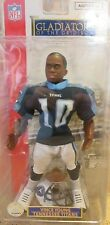 Vince Young Gladiators of the Gridiron Action Figure Htf / Read *Nr*