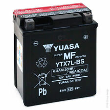 BATTERIA YUASA YTX7L-BS 12 V 6 AH KAWASAKI KLX ZZR 250 JETSKI JS 750