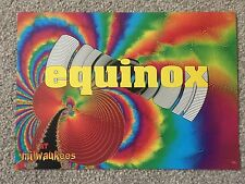 EQUINOX AT MILWAUKEES  APR RAVE FLYERS FLYER
