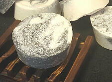 Sea Salt Charcoal Pepperminty Goodness Soap w/ Activated Charcoal & Peppepermint