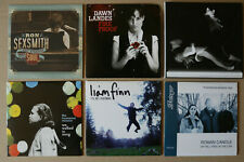 Lot 6 CD Promo, Rock : Ron Sexsmith, Dawn Landes, Memory Tapes, Roman Candle...