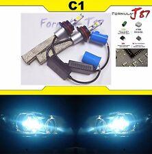 LED Kit C1 60W 9007 HB5 8000K Icy Blue Head Light DUAL BEAM UPGRADE DIY COLOR
