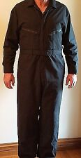 Black Tactical S.W.A.T. Law Enforcement Military Police Coveralls