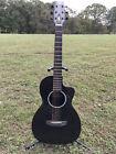RainSong P12A Acoustic Parlor Guitar