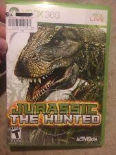 Jurassic: The Hunted (Microsoft Xbox 360, 2009)