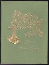 Ida Scott Taylor / Frances Brundage, Baby's Book - Lovely Victorian Baby's Book