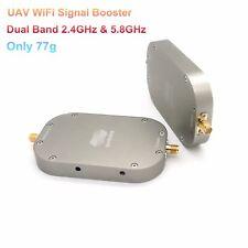Sunhans eSunRC 2.4G&5.8GHz Dual Band 2W 33dBm UAV WiFi Signal Booster Amplifier