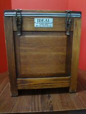 "Antique IDEAL THE TOLEDO COOKER CO. No. 14 Cooker 18"" x 15"" x 15""~FAST S/H~"
