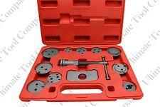 12pc Universal Disc Brake Caliper Piston Rewind Tool Kit Auto Brake Wind Back