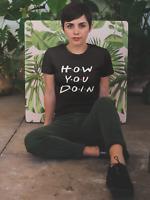 Friends Shirt, T-shirt from Friends Tv Show Tee, Friends Women`s Top,