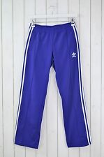 ADIDAS Damen Trainingshose Jogginghose FIREBIRD Lila Weiß Retro Gr.36