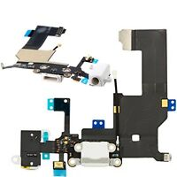 For iPhone 5 Dock Connector Charging Port Headphone Jack Flex Cable Replacement