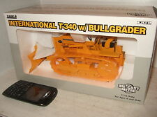 New ERTL International T-340 W/Bullgrader Diecast Model in big 1:16 Scale