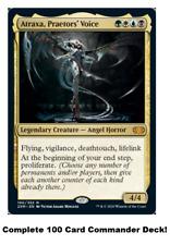 MTG Commander EDH Deck Atraxa, Praetor's Voice 100 Magic Cards Custom Deck +1/+1