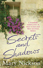 Secrets and Shadows by Mary Nickson (Paperback) NEW