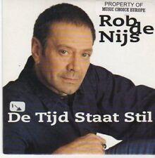 (BG539) Rob Nijs, De Tijd Staat Stil - 1997 CD