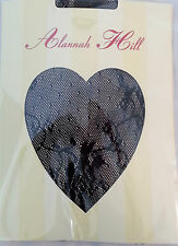 Alannah Hill Designer Hosiery Lace Tights Pantyhose Patterned Quality  Dot Lace