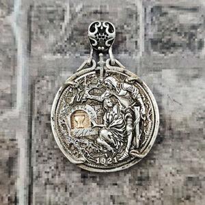 Hobo Nickel Coin Morgan Dollar Hand Carved Coins Pendant Collectibles Gift