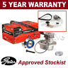 Gates Timing Cam Belt Water Pump Kit For FSO Lotus MG Rover Tensioner KP15238XS