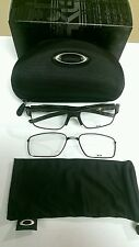 New Authentic Oakley Crosslink Switch Eyeglass Frames Retail $290!!!
