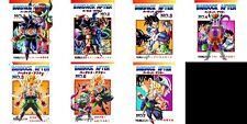 Doujinshi DRAGONBALL DRAGON BALL BARDACK AFTER NO.1-7 Japan