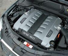Motor AUDI A8 6.0 W12 450PS 47TKM UNKOMPLETT