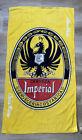 Vintage Cerveza Imperial Costa Rica Beach Towel 53 x 29 in