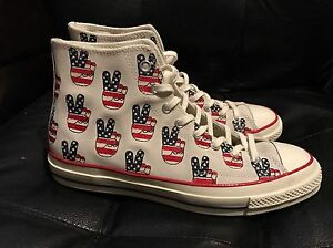 Converse Chuck Taylor All Star '70 Election Day Hi-Top Unisex Shoe 9.5M/ 11.5W