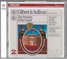 GILBERT & SULLIVAN - THE YEOMEN OF THE GUARD - MARRINER - 2 CD
