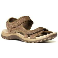 Earth Spirit Frisco Womens Ladies Brown Leather Walking Sandals Size 4-9