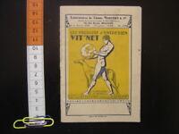Ancien Livret Notice PUBLICITE Produit d'Entretien VIT'NET 25 Besancon Doubs