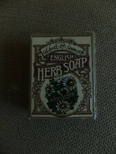 Vintage GILCHRIST & SOAMES -  ENGLISH HERB SOAP Chamomile 25g Travel size