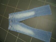 Jeans Femmes Bootcut Bleu Clair Denim de esprit 28/30