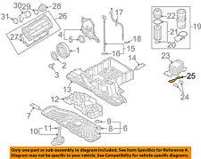 AUDI OEM 09-12 Q7 Engine Parts-Oil Cooler Gasket 059115446A