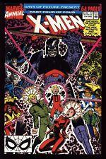 X-Men (1963) Annual #14 1st Print 1st Minor 5 Page Gambit App Art Adams C/A NM