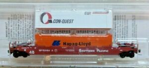 Micro Trains Line Z 540 00 041 70` Gunderson Well Auto Southern Pacific New