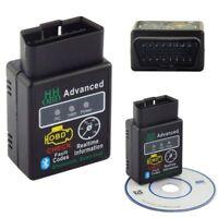 Auto-Diagnose-Scan-Tool Automatischer Scanner OBD2 ELM327 Bluetooth V2.1