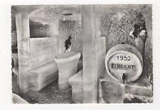 Jungfraujoch Eispalast Switzerland RP Postcard 700a