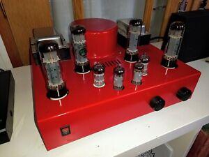 KEL34 Valve Amplifier