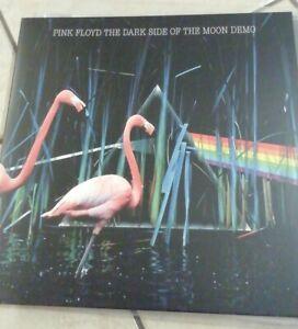 Pink Floyd Dark Side Of The Moon Demo lp Nuovo