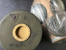 Masque à gaz français neuf de stock original army ww2 neutralisé... collection