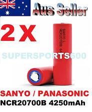 Panasonic NCR20700B 3.6V Lithium-ion Battery