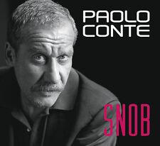 Paolo Conte - Snob - CD (album nuovo/disco sigillato)