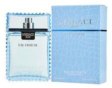 VERSACE MAN EAU FRAICHE * Versace 3.4 oz / 100 ml EDT Men Cologne Spray